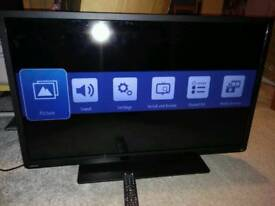 Toshiba 40 inch LED FullHD TV with USB and Freeview HD