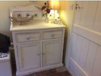 Pine Welsh dresser.
