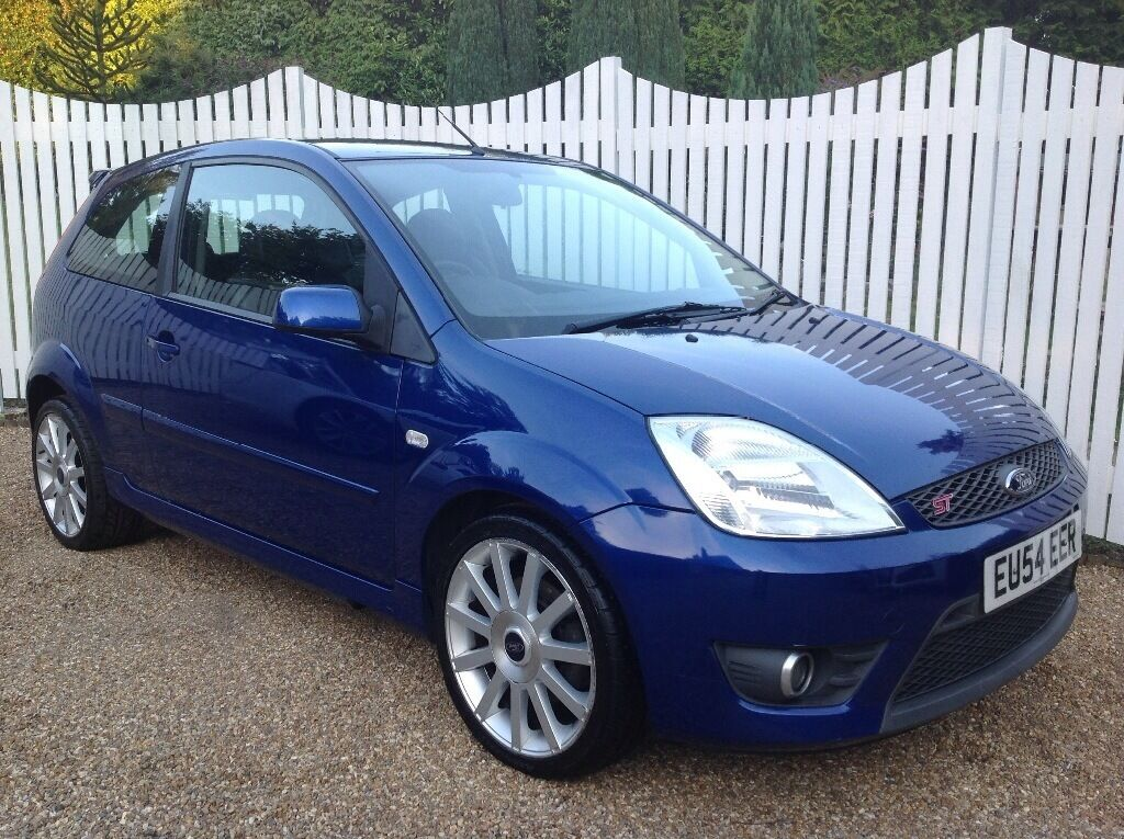 2005 ford fiesta st 150 performance blue 2 0 in horsham west sussex gumtree. Black Bedroom Furniture Sets. Home Design Ideas