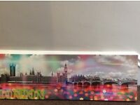 London wall canvass picture