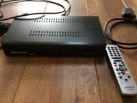 Hitachi freeview box