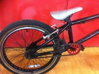 "BMX - refurbished Dirty: full size, 20"" wheels"