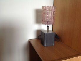 Bedside / Living room lamp