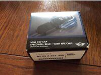 Mini Key Cap Speedwell Blue with NFC Chip