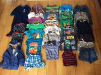 Bundle boys clothes Age 2-3 years