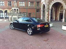 Audi A4 s-line . 1.8 petrol turbo