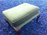 Vintage Parker Knoll large footstool