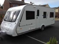 2010 Buccaneer Argosy 4-Berth Fixed Bed Caravan