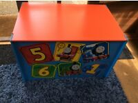 Thomas the Tank Engine Toy Box