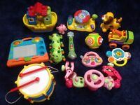 Toys bundle for toddlers