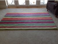STRIB Stripey Rug - Immaculate Condition