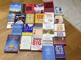 Mind and body spirit books