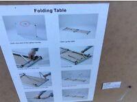 Table(folding)