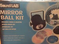 Mirror Ball Kit