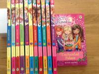 Secret Kingdom book collection