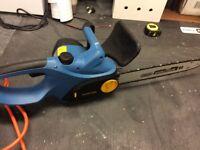 Workzone Oregon chainsaw
