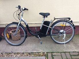 Electric Bike and Charger