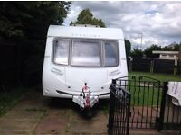Sterling elite searcher 4 berth 2009. (Reduced for quick sale)