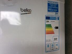 Beko TFf577APW tall freezer