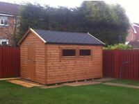 Free garden shed - 8ft x 4 ft