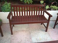 Garden /patio benches