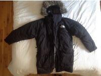 North Face Winter Jacket (McMurdo Parka)