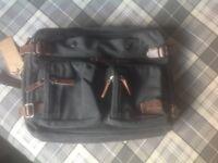 Canvas backpack/carry bag/Backpack