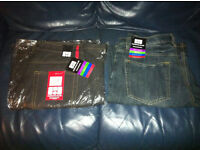 BRAND NEW Route One baggy jeans