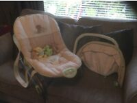 Baby to toddler chair