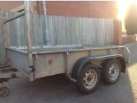 Ifor williams trailer 8ftx5ft