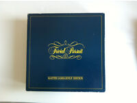 1983 Trivial Pursuit Master Game Genus Edition Board Game Boardgame Family