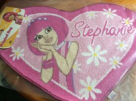 Lazy Town Girls Rug