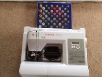 Singer Brilliance (6180) Sewing Machine *boxed and in excellent condition - almost brand new*
