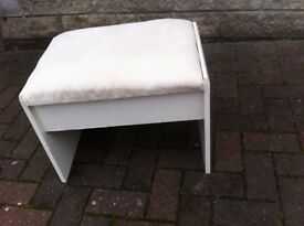 Small Dressing table stool