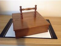 High Quality Craftsman Made Clerks Stand