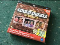 Corrie DVD game