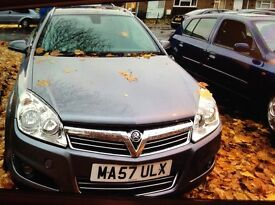 Vauxhall Astra 1.8 design automatic