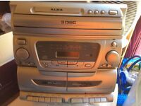 Double Tap and cd recorder
