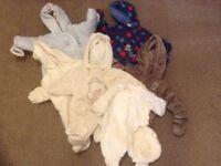 Bundle Selection Baby Snowsuits Jacket Romper Winter Clothes