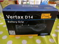 Vertax d14 battery grip