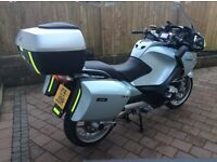 2010 BMW R1200RT SE 13600 GENUINE MILES. ONE OWNER FROM NEW. MOT'D TO 4.3.2018. £7750.