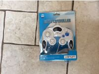 Wii Controller for wii/Gamecube .Vibration Controller NEW