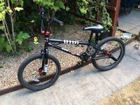 BMX MONGOOSE BICYCLE, VGC