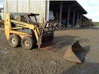 Case 1840 skid steer loader