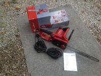 Einhell 2000W Leci chain saw.