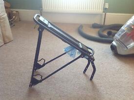 Decathlon Btwin Pannier Bike Rack - never used