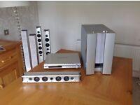 SONY S-Master DAV-S888 Surround Sound System