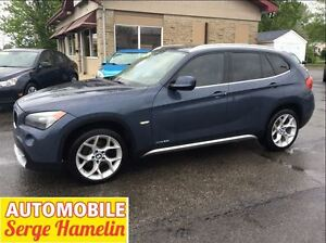 2012 BMW X1 xDrive28i (A8) toit panoramique