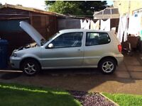 Very polo breaking good 1.4 engine all parts available