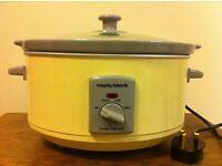 Slow Cooker Morphy Richards 3.5 litre